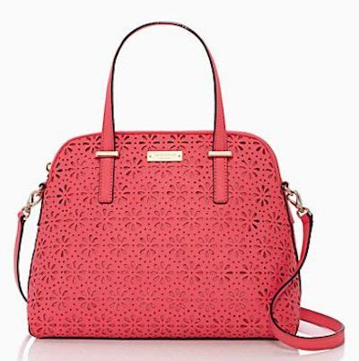 Bagus Bangett Kate Spade New York Maise kate spade coral and free spades on