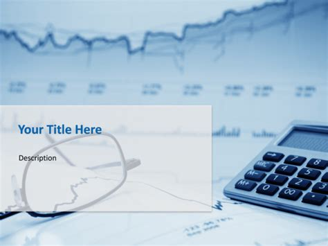 finance powerpoint template powerpoint slide list diagram calculator finance