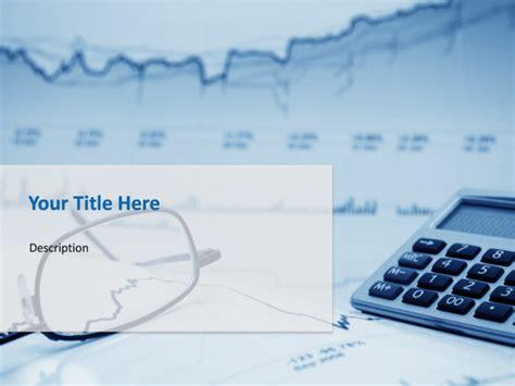 financial powerpoint template powerpoint slide list diagram calculator finance