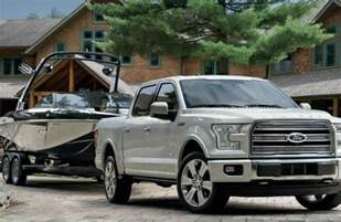 Ford Towing Capacity 2017 Ford F 150 Maximum Towing Capacity