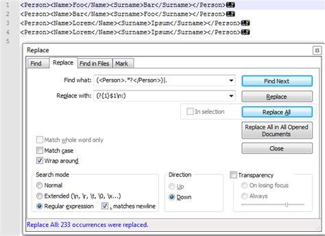 xml tag pattern regex to remove all except xml