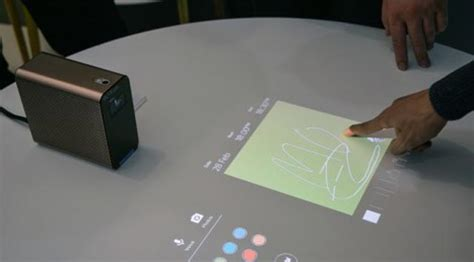 future technology gadgets 187 innovative sony xperia projector future technology