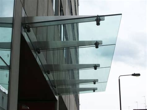 glass awnings canopies canopies glass canopy