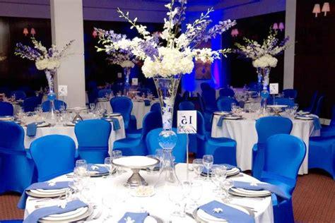 royal blue wedding decorations ideas royal blue themed wedding midway media