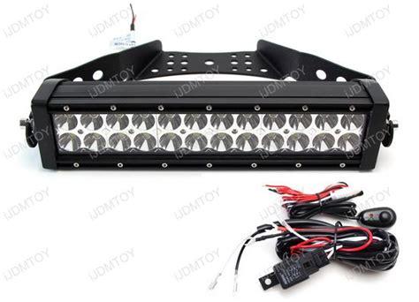 led light bar for atv 72w high power led light bar with mount bracket for atv utv