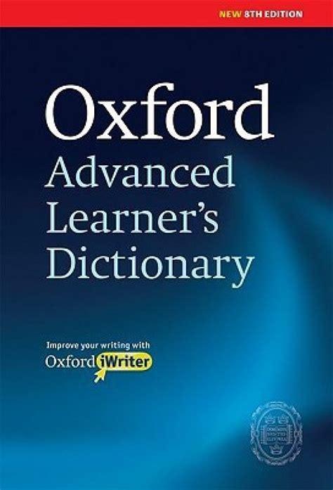 Oxford Advanced Dictionaryas Hornby oxford advanced learner s dictionary 8th edition buy oxford advanced learner s dictionary 8th