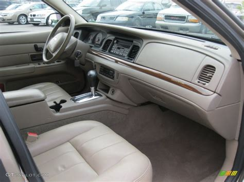 2004 Crown Interior medium parchment interior 2004 ford crown lx