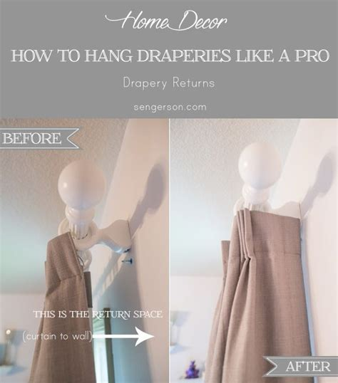 how to hang curtains properly 25 b 228 sta hang curtains id 233 erna p 229 pinterest gardiner