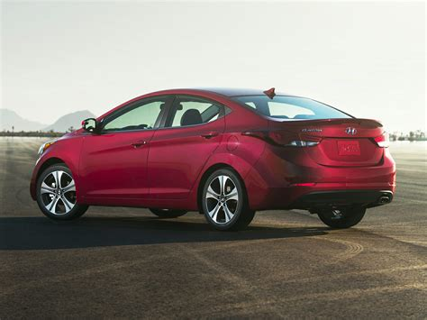Kia Elantra 2015 2015 Hyundai Elantra Price Photos Reviews Features