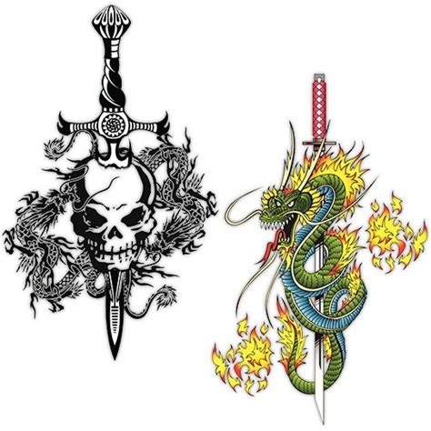 dragon tattoo ending 16 sword tattoo designs and their meanings