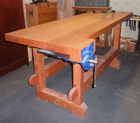 workers bench bench plan woodworking bench dog