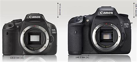 Kamera Canon 550d Dan 600d tiga alasan untuk upgrade kamera