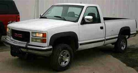 how to sell used cars 1997 gmc 2500 club coupe electronic throttle control sell used 1997 gmc 2500 4x4 with boss 8 2 v snow plow make me offer in tuscola illinois