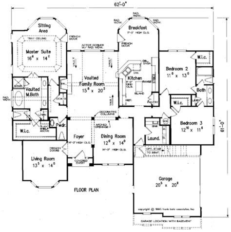salem cers floor plans salem house floor plan frank betz associates