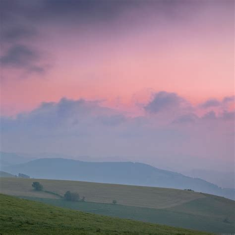 Essay Morning Mountain by Mq15 Sky Pink Nature Mountain Morning Papers Co