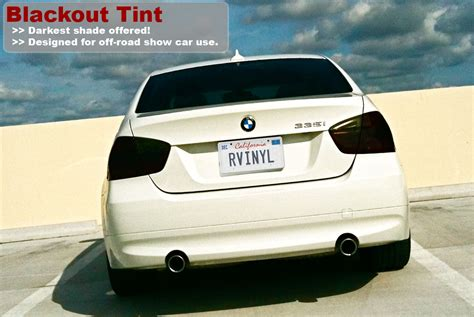Light Tint by Pro Precut Smoke Taillight Tint Kit Toyota Camry 2012 2013 Ebay