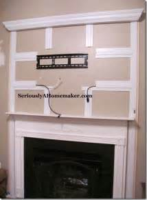 Extra Long Hdmi Cable How To Hide Tv Cords In Trim Work Sawdust 174