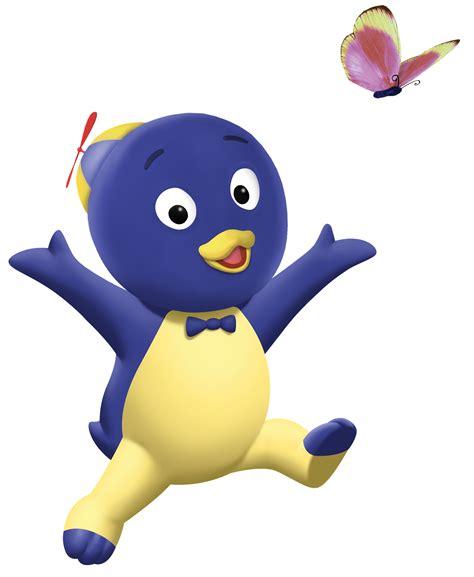 Backyardigans Penguin Backyardigans In 28 Images Characters Backyardigans