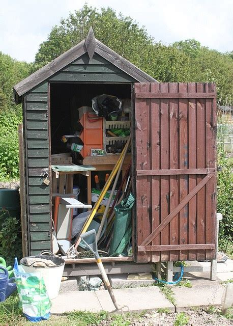 a photo study of allotment sheds of dorchester shedblog