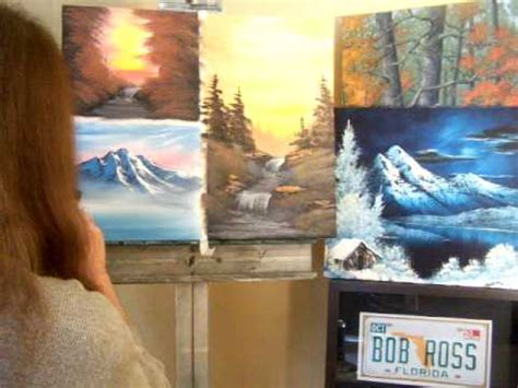 bob ross painting denver bob ross style painting by jester as seen on the