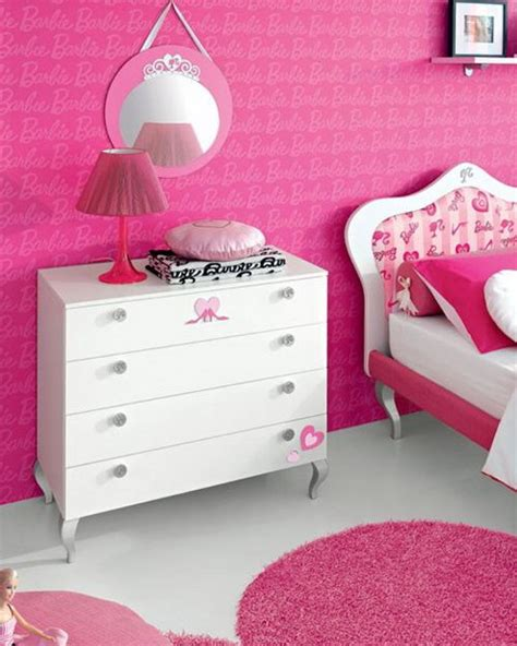 barbie bedroom decoration 31 best images about barbie room on pinterest