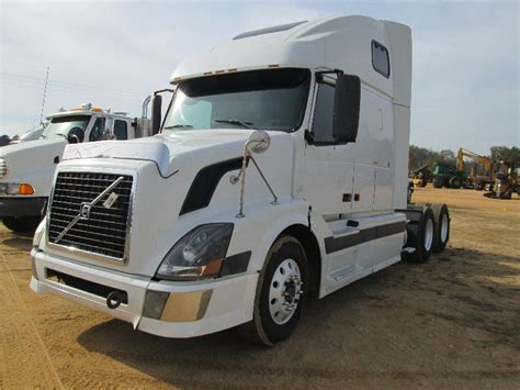 2006 volvo truck tractor 2006 volvo t a truck tractor s n 4v4nc9tg76n400583 400