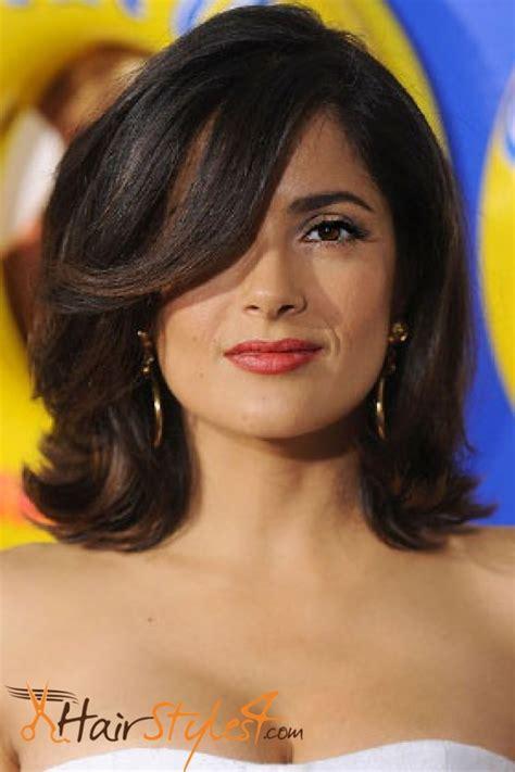 Salma Hayek Hairstyles by Salma Hayek Bob Hairstyles Hairstyles4