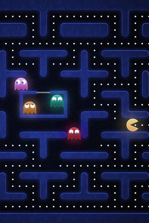 android wallpaper video games pac man 80 s video game atari nintendo art