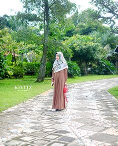 Gamis Maxi Dress Zulaika Songket Brown 1709 muslimah fashion style hijabers
