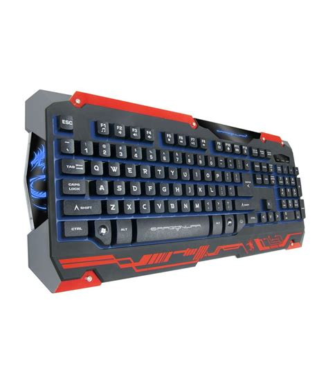 Keyboard Gaming War War X Q2 Gaming Keyboard And Mouse Combo And