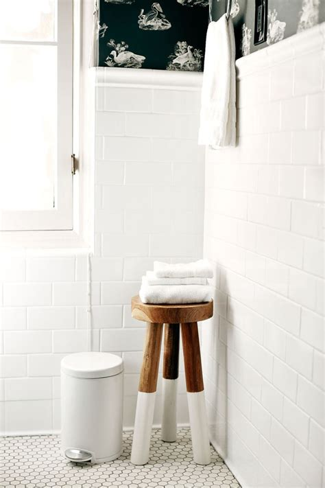 Small Wooden Stool For Bathroom by 10 Modern Bathroom Spaces With Cozy Features