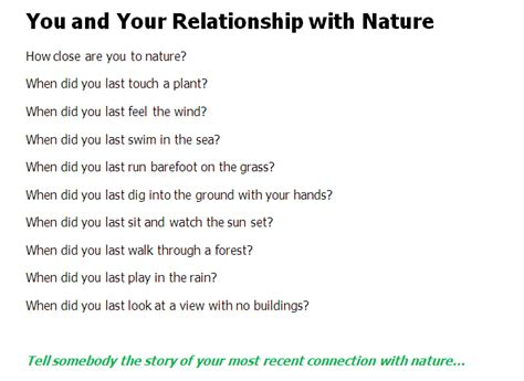 Or Relationship Question Our Relationship With Nature 6ss Nist