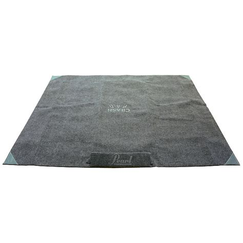 Drum Carpet Mat by Pearl Kcp5 Carpet Drum Mat Rug Crash Pad With Carry Bag