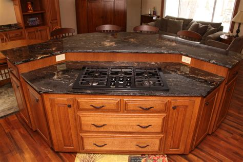 Bar Remodeling Ideas Center Islands With Seating Custom Kitchen Island With Stove And Seating