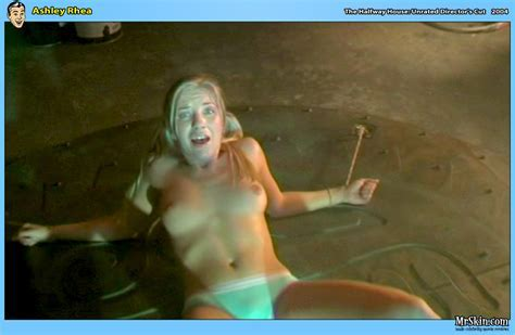 The Halfway House Sex Scene Ashley Fires Naked