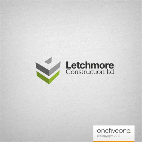 Logo design for Letchmore Construction   Graphic Design