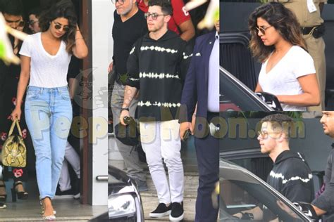 priyanka chopra house nick jonas priyanka chopra returns home with beau nick jonas from goa
