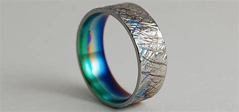 how to make titanium jewelry titanium ring wedding band titanium wedding ring