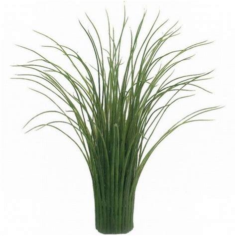 Grass Vase by Set 6 Artificial Grass Green Vase