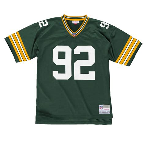 green bay packers reggie white mitchell ness 1996 nfl