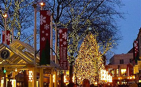 when was the first faneuil hall christmas tree the 10 most amazing trees in the u s