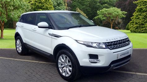 used range rover finance offers business contract hire offers and finance land rover uk