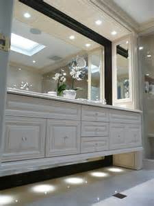 Crystal Sconces Floating Vanity Traditional Montreal By Jazzy