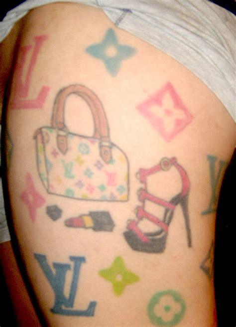 louis tattoos louis vuitton by tenserocz on deviantart