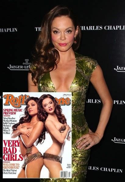 Mcgowan Demands Grindhouse Co Not Wear by Mcgowan Magazine Covers Stylebistro