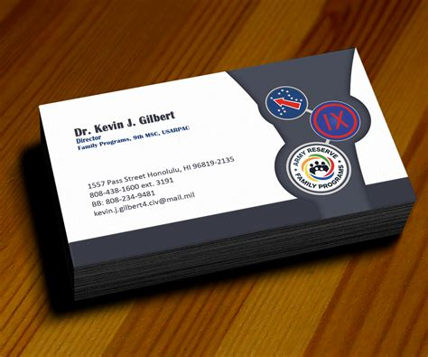 free business card template us army us army business cards templates gallery card design and