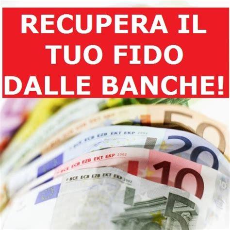 Fido In Banca by Salvatore Tamburro Hai O Avevi Un Fido In Banca Allora