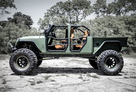 Jeep Jk Custom Jeep Jk Crew Custom Wrangler Gearnova
