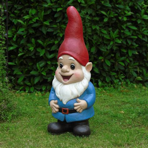 garden gnome related keywords suggestions for smiling gnome