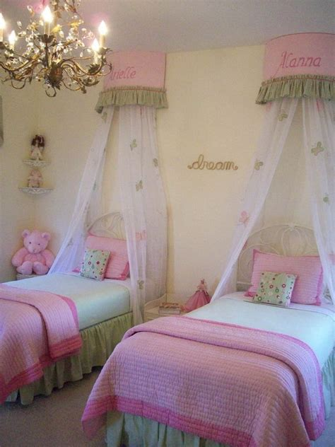 pretty girl bedrooms 40 cute and interestingtwin bedroom ideas for girls hative